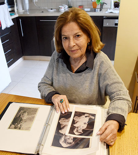 Smuggled out of Warsaw Ghetto, child spent five years with Catholic 'mom'