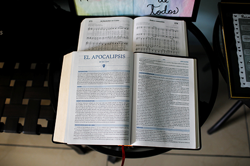 Bible reading boosts mental well-being among Christians, U.K. survey says