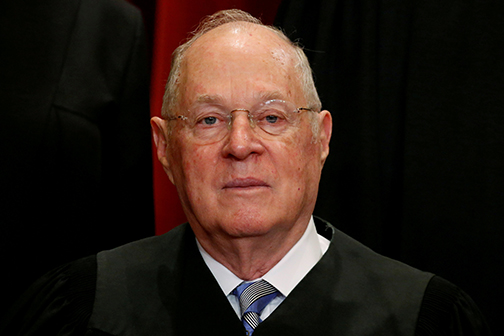 Justice Kennedy to retire
