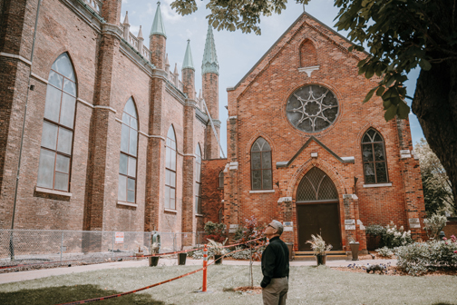 Detroit Catholics help save iconic church of their twin parish in Ontario