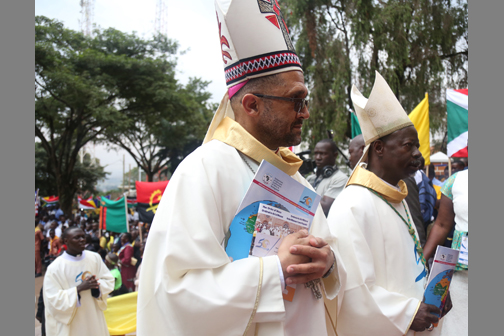 Africa needs courageous Catholics to tackle its challenges, speakers say