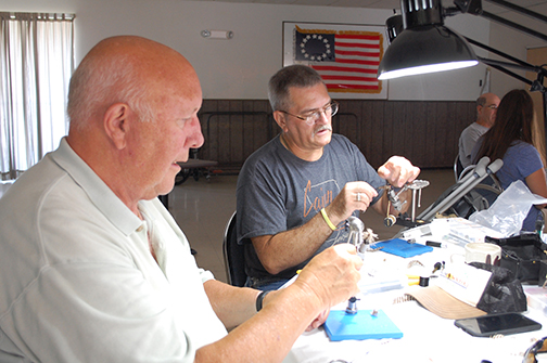 Fly tying gives Vermont religious brother a supportive connection to vets