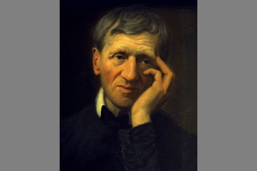 Letters to Blessed John Henry Newman show his role as pastor, evangelist