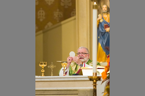 Real Presence not 'opinion,' but 'foundational' to Catholic faith, says Peoria bishop