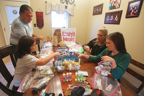 Child's wish to feed homeless leads to vibrant outreach, national award