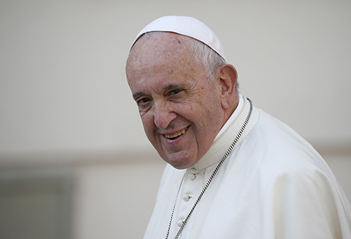 Dialogue begins with empathy, not contempt, pope says
