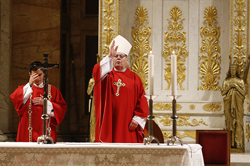 Pilgrimage to Rome reflects unity in Christ, says Portland, Maine bishop