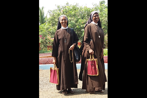 Indian nuns spend two years on the road in Gospel Journey Campaign
