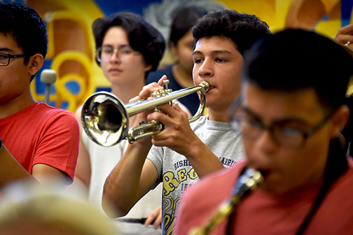 MUSIC EDUCATION  BNI band recalls enrichment of NYC musical and cultural trip