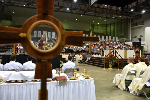 Synod closing Mass 1