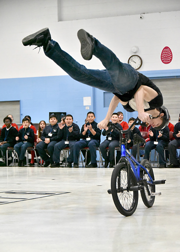 anti-bullying BMX 2