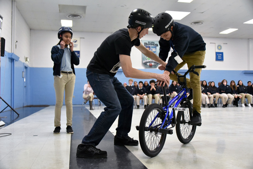 anti-bullying BMX 1